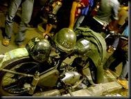 Malang Tempo Doeloe 2010 Old Motor Cycle