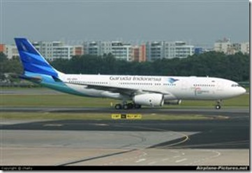 Garuda Indonesia A330-200
