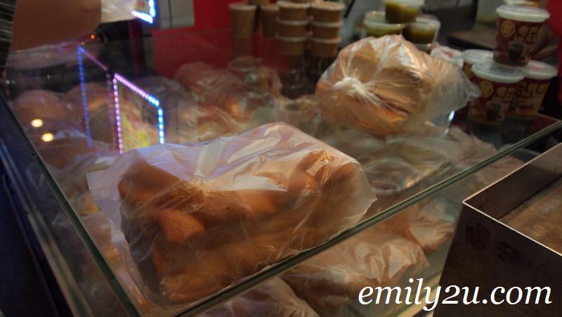 Bugis Street bread