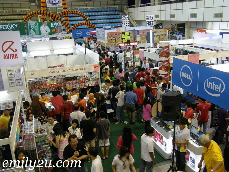 PC Fair in Ipoh