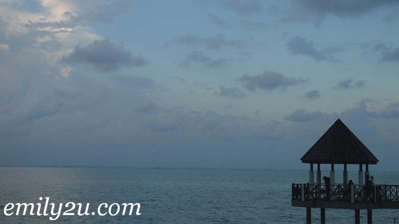 fishing in Tanjung Piai
