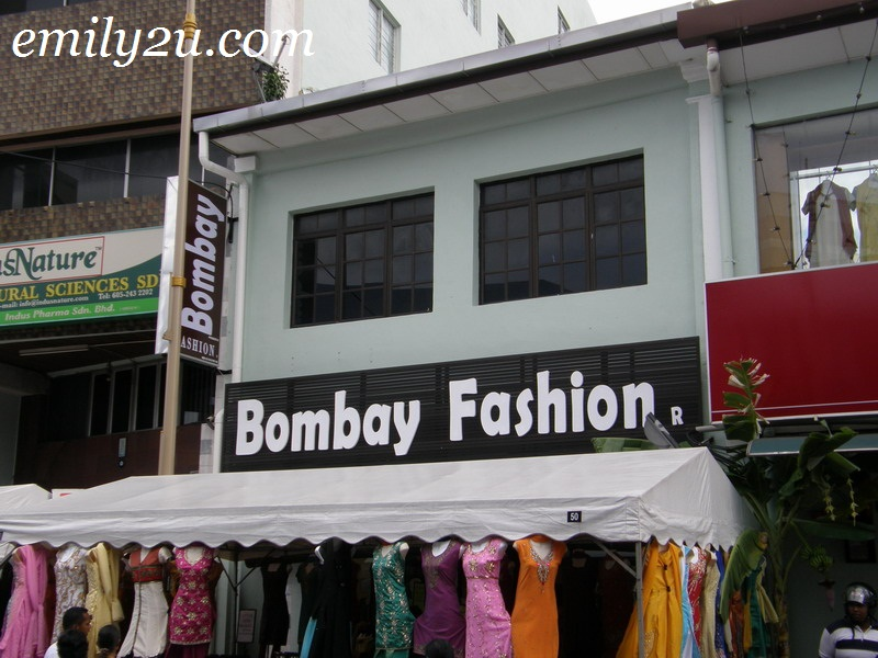 Bombay fashion
