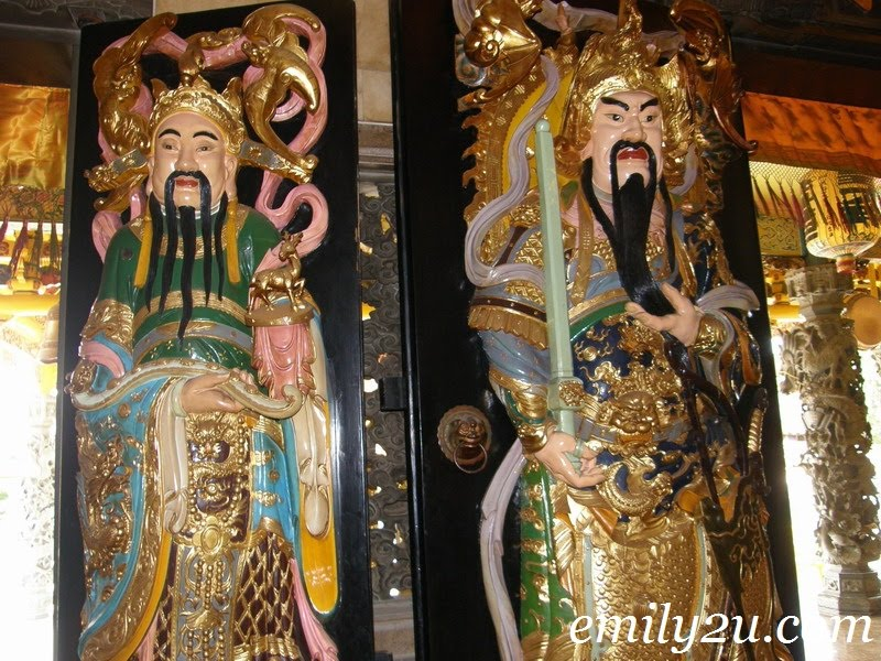 door deities