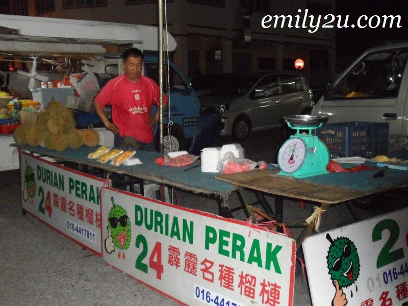 D24 durian Perak