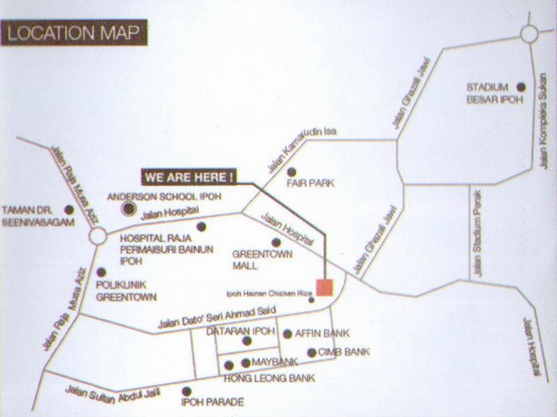 DWJ location plan