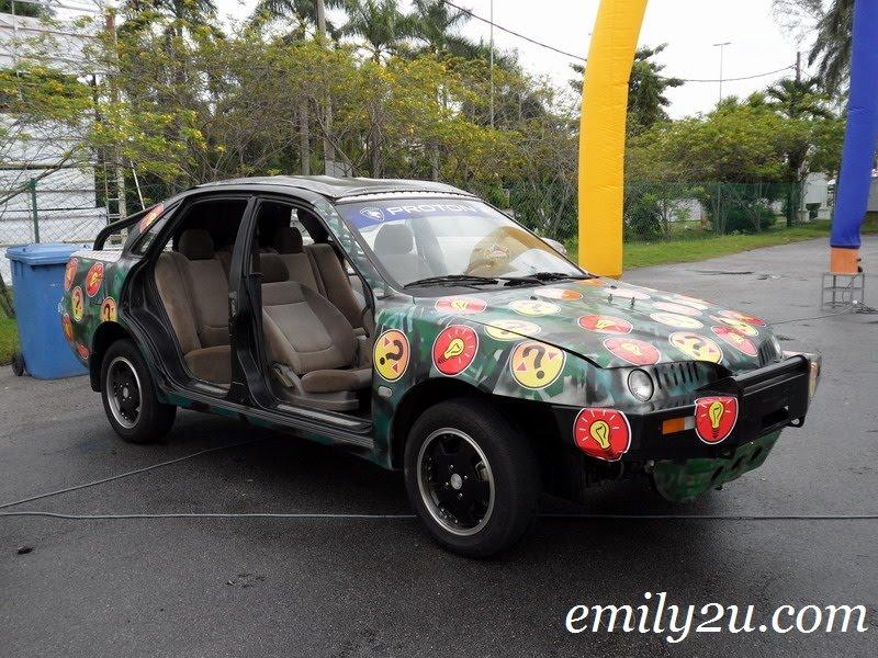 Proton Car Design