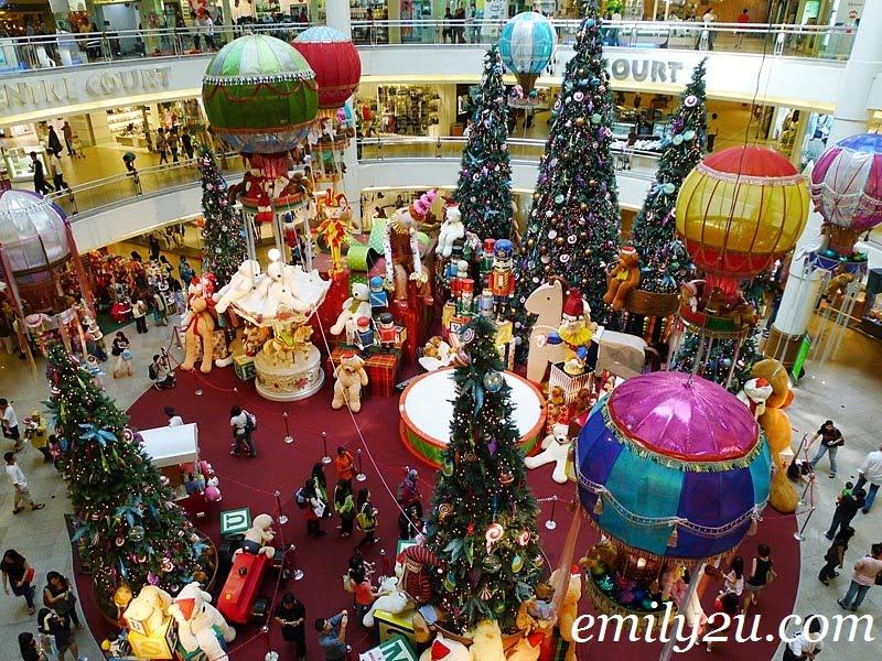 fantasy toyland at MidValley Megamall Kuala Lumpur