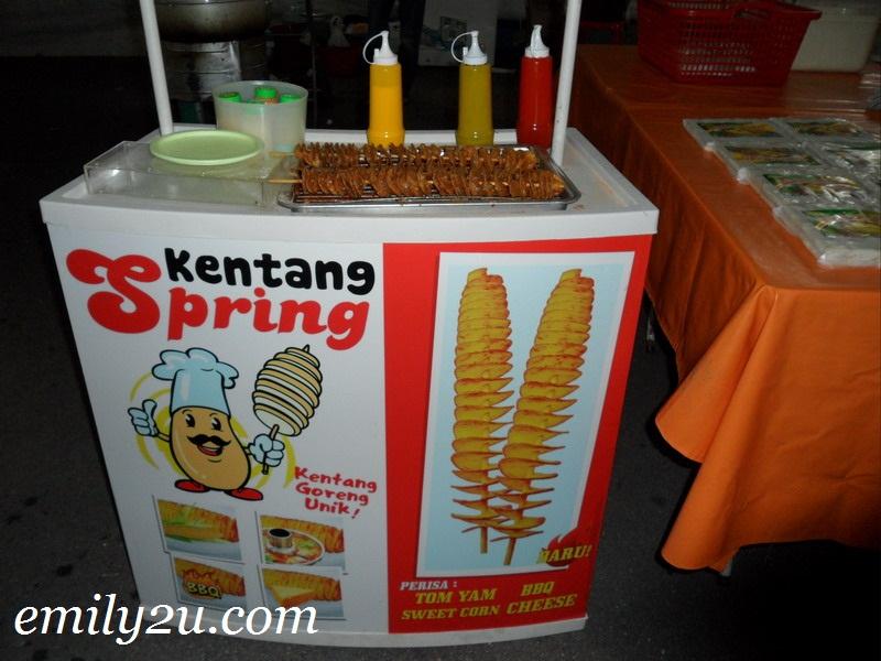 kentang spring