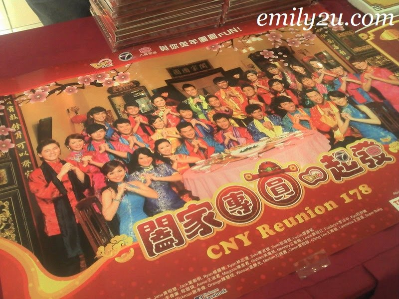 178 Chinese New Year Roadshow by OneFM NTV7 & 8TV
