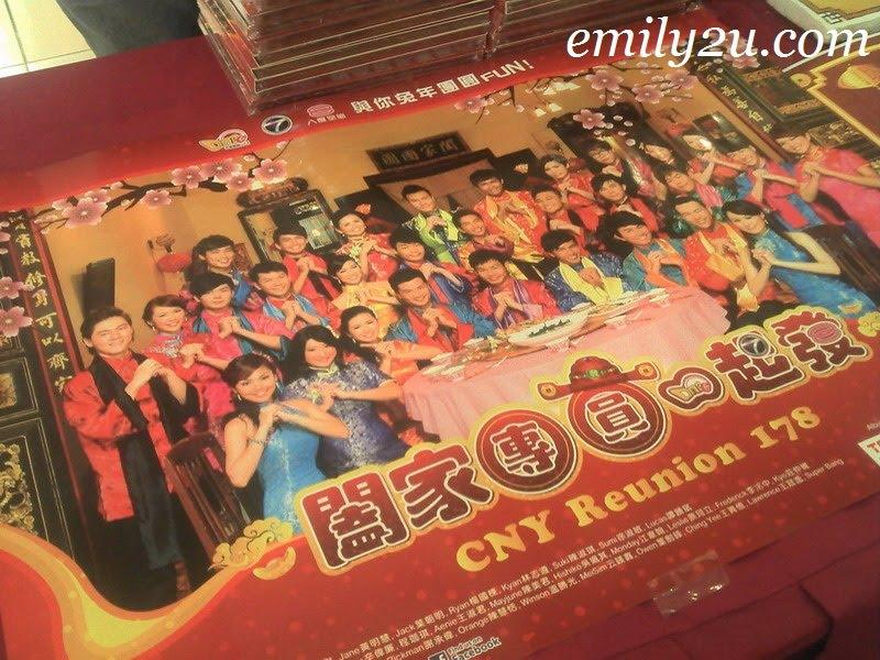 178 Chinese New Year Roadshow by OneFM NTV7 & 8TV