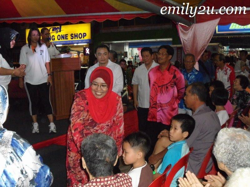 Y.B. Dato' Hamidah Osman
