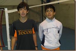 A. Bacete y M. Serrano