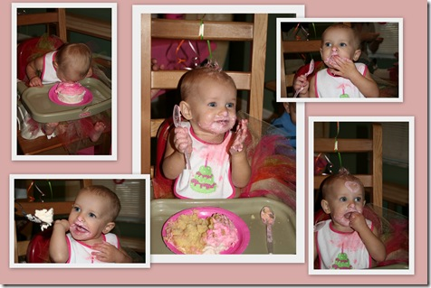 Cori's 1st Birthday Party1