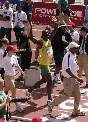 jamaican track and field