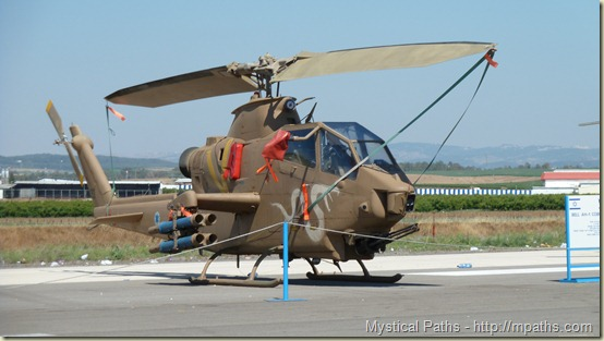 2011-05-10 Grandpa Eli Akiva Raizel Reuven - IDF Air Base Show 080