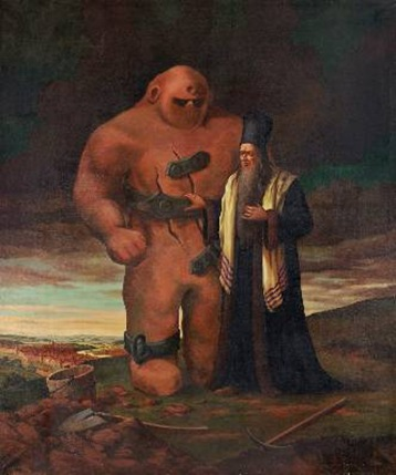 golem y emperador