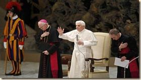 Papa Bento XVI 16.02.2011