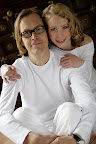 Sophia Arnö mit Vater Kaj