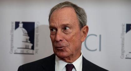 10. Michael Bloomberg