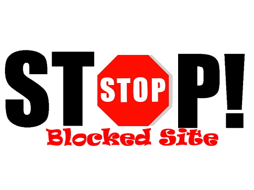 Stop Blocked Site