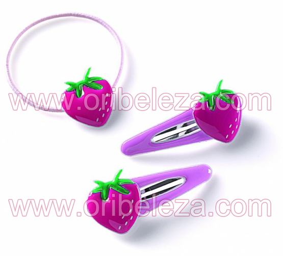 Colecção Strawberry da Oriflame