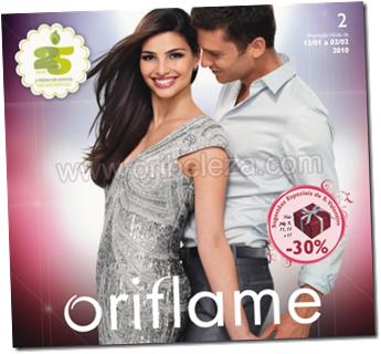 Catálogo Oriflame 02/2010