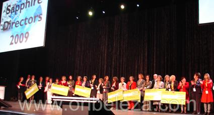 Reconhecimentos Convenção Anual Oriflame 2010