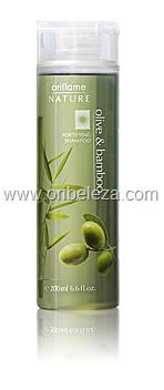 Linha Nature com Extractos de Azeitonas e Bambu da Oriflame