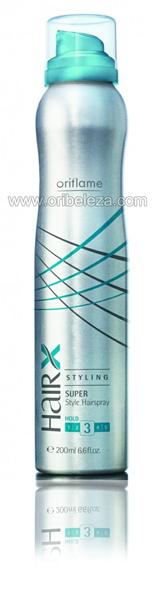 HairX Styling da Oriflame