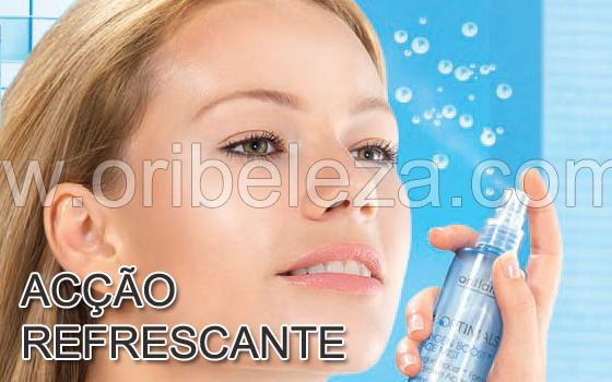 Spray Facial Refrescante Optimals Oxygen Boost da Oriflame