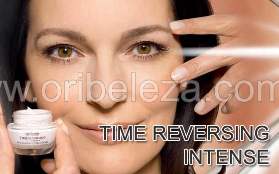 Creme de Olhos Time Reversing InTense da Oriflame