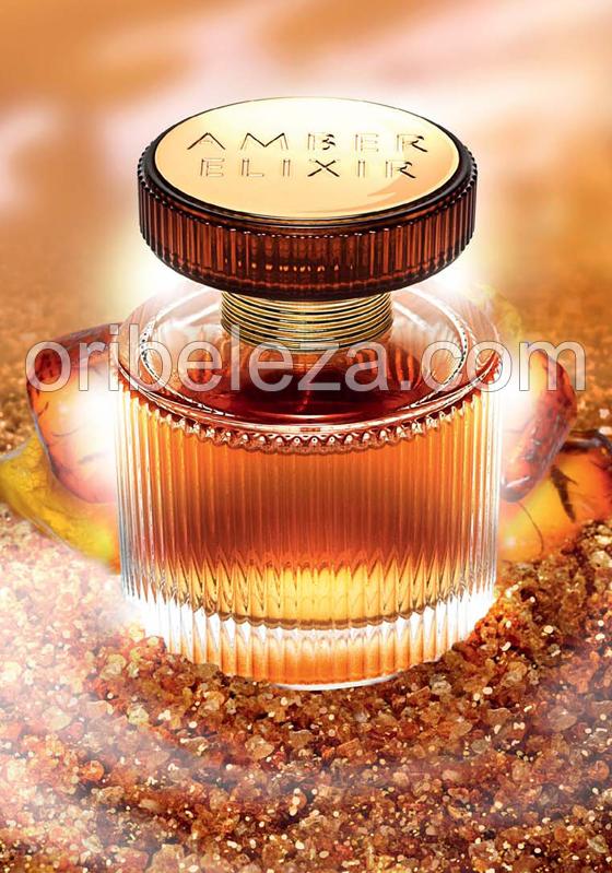 Amber Elixir - Catálogo 05/2011 da Oriflame