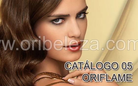 Catálogo 05 de 2011 da Oriflame