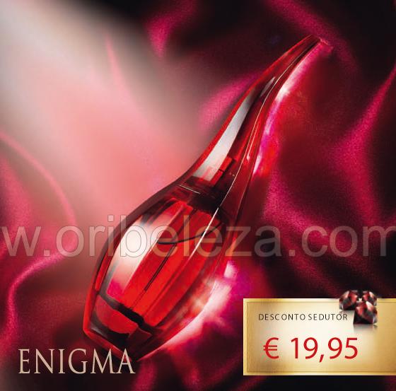 Perfume Enigma - Catálogo 05/2011 da Oriflame