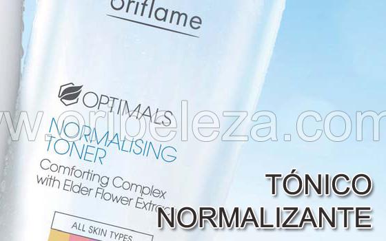 Oriflame Tónico Normalizante Optimals