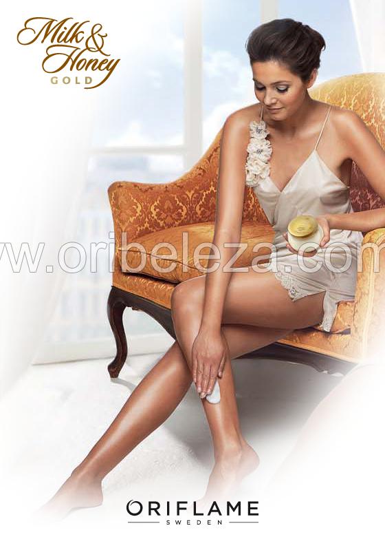Oriflame Milk & Honey Gold – Catálogo 06/2011