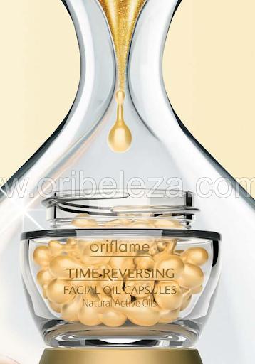 Cápsulas e Ampolas Oriflame