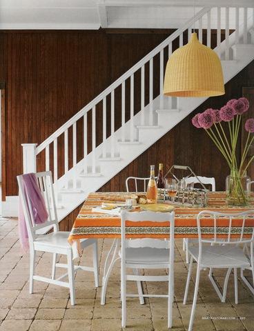 Dining Room, Living Mgazine June09