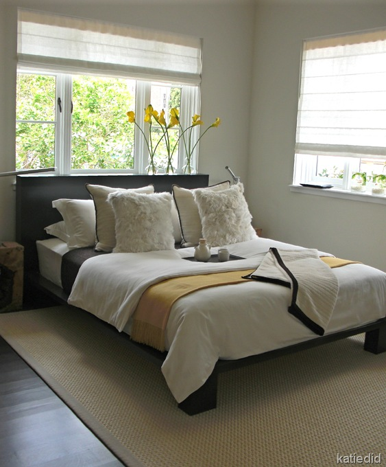 Dowling Kim Studios Guest Room, Modern by Design Showhouse 2009
