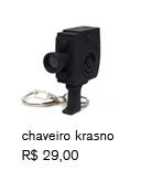 chaveiro krasno | R$ 29,00