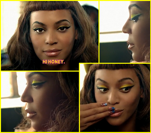 collage beyonce