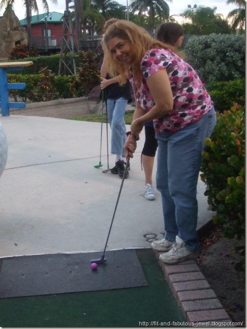 Me!  Mini Golf