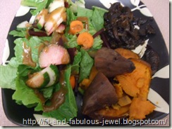 organic produce meals
