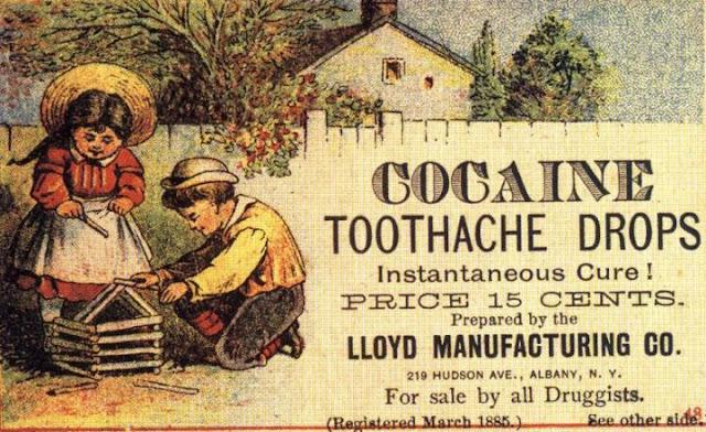 Lloyd Cocaína Odontalgia
