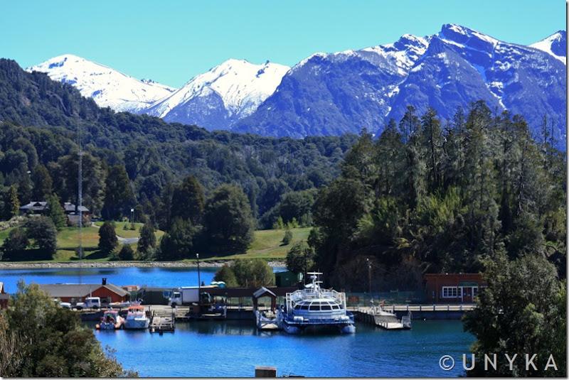 Puerto Pañuelo, Bariloche, Patagonia Argentina