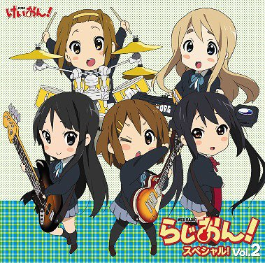 K-ON! (manga+anime) Kon2par