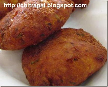 Chitra Pal DAAL CUTLETS