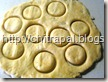 Chitra Pal Cut with cookie cutter Potatoes Biscuits