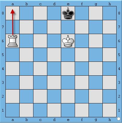 Học cờ vua - Chiếu bí với 1 xe | Chess - Checkmate with a rook