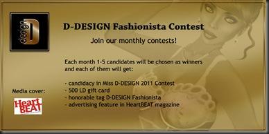 D-DESIGN Fashionista ad jpg